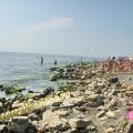Анапа пляж Высокий берег