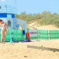 """Джемете пансионат """"Солнечный"""" пляж"""